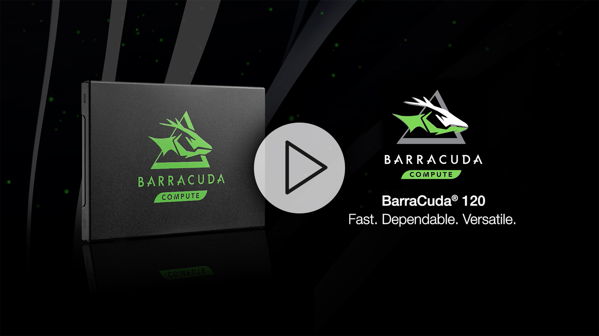 Seagate BarraCuda 120 SSD Product video screenshot