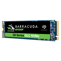 Seagate BarraCuda Q5 NVMe SSD product image