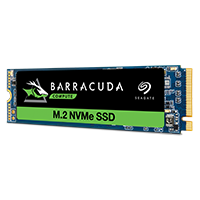 Seagate BarraCuda 510 M.2 NVMe SSD product image