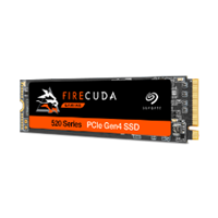 Seagate FireCuda 520 PCIe Gen4 SSD product image