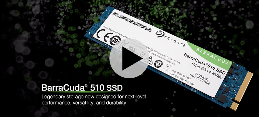BarraCuda NVMe and SATA Solid State Drive (SSD) | Seagate US