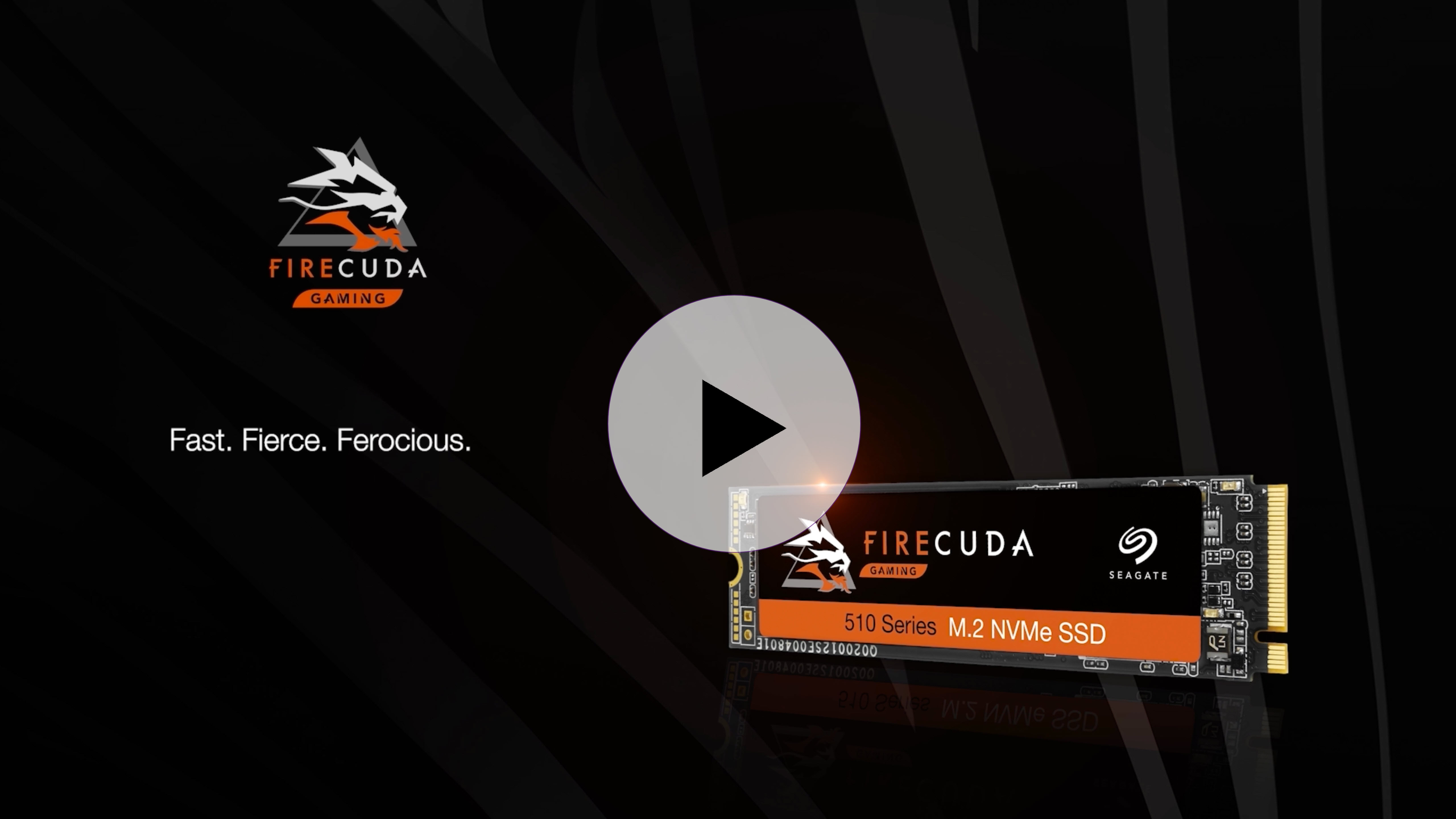 Seagate FireCuda 510 SSD YouTube Video