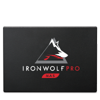 IronWolf Pro 125 SSD Product image