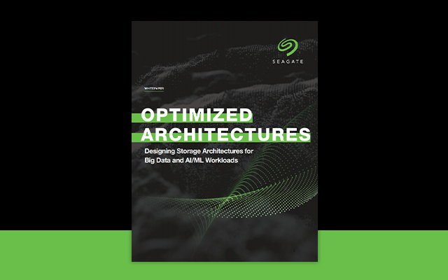 Optimized Architectures for Big Data and AI/ML workloads Image