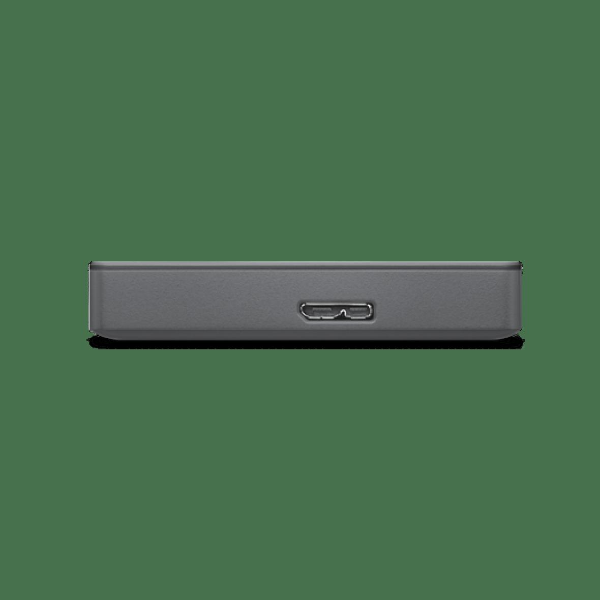 Slider 3 Basic External Hard Drive Product Detail