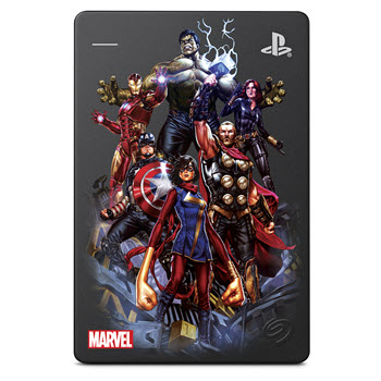 Game Drive for PlayStation Marvel's Avengers Limited Edition