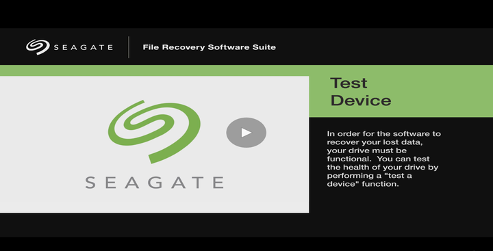 seagate hard disk recovery software free download