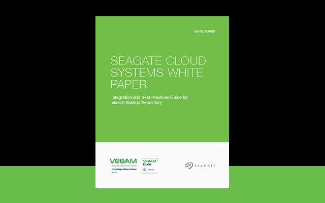 Integration and best practices guide for Veeam Backup Repository