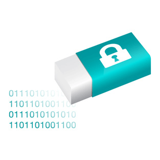 Data protection with Seagate Instant Secure Erase